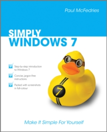 Simply Windows 7, Paperback Book