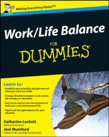 Work-life Balance For Dummies, Paperback Book