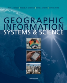 Geographic Information Systems and Science, Paperback Book