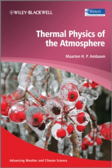 Thermal Physics of the Atmosphere, Hardback Book