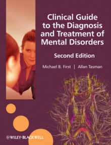 Clinical Guide to the Diagnosis and Treatment of Mental Disorders, Paperback / softback Book