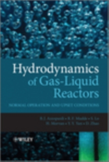 Hydrodynamics of Gas-Liquid Reactors : Normal Operation and Upset Conditions, Hardback Book
