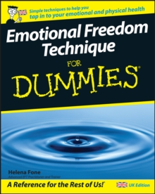 Emotional Freedom Technique For Dummies, Paperback Book