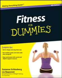 Fitness for Dummies, 4th Edition, Paperback Book