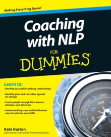 Coaching with NLP For Dummies, Paperback Book