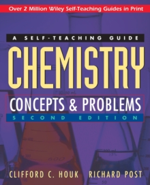 Chemistry : A Self-teaching Guide, Paperback Book