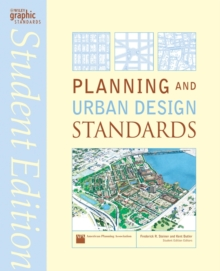 Planning and Urban Design Standards, Paperback Book