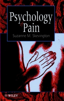 Psychology of Pain, Paperback Book