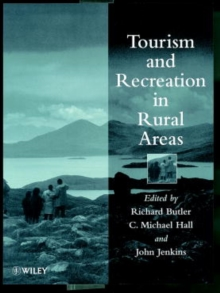Tourism and Recreation in Rural Areas, Hardback Book
