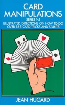 Card Manipulations, Paperback Book