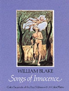 Songs of Innocence, Paperback Book
