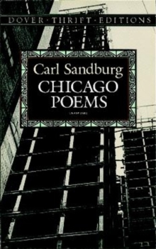 Chicago Poems, Paperback Book