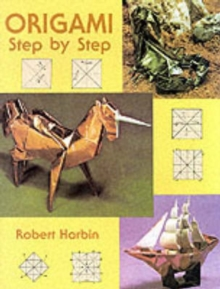 Origami Step by Step, Paperback Book