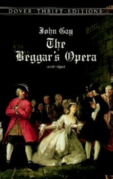 The Beggars' Opera, Paperback Book