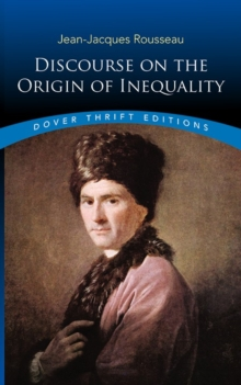 Discourse on the Origin of Inequality, Paperback Book
