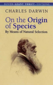 On the Origin of Species : By Means of Natural Selection, Paperback Book