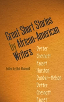 Great Short Stories by African-American Writers, Paperback / softback Book