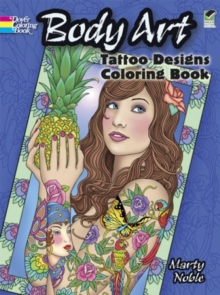 Body Art Coloring Book