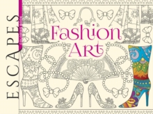 ESCAPES Fashion Art Coloring Book, Paperback / softback Book
