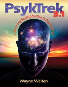 Psyk.Trek 3.0 : A Multimedia Introduction to Psychology, CD-ROM Book