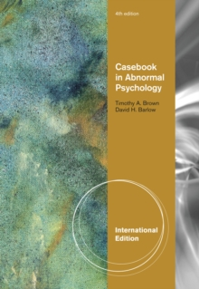 Casebook in Abnormal Psychology, International Edition, Paperback / softback Book