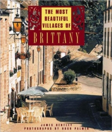 Most Beautiful Villages of Brittany, Hardback Book