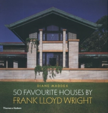 F.L. Wright: 50 Favourite Houses, Hardback Book