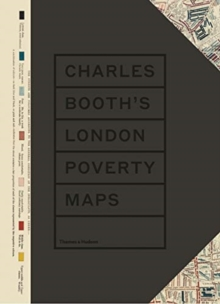 Charles Booth's London Poverty Maps, Hardback Book