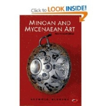 Minoan and Mycenaean Art, Paperback Book