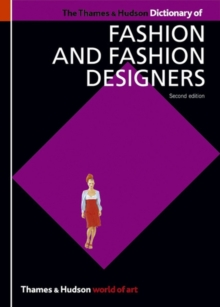 Thames and Hudson Dictionary of Fashion and Fashion Designers (Re, Paperback Book