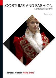 Costume and Fashion:A Concise History  5th edition, Paperback Book