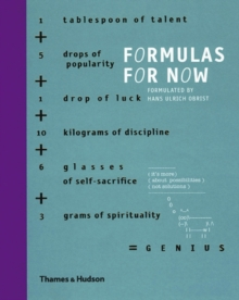 Formulas for Now, Hardback Book