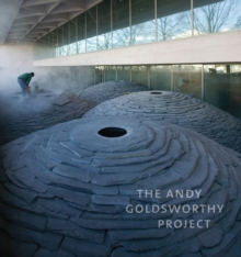 Andy Goldsworthy Project, Hardback Book