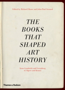 Books that Shaped Art History, Hardback Book