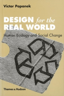 Design for the Real World, Paperback Book