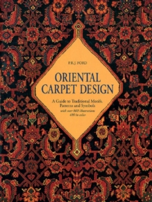 Oriental Carpet Design, Paperback Book