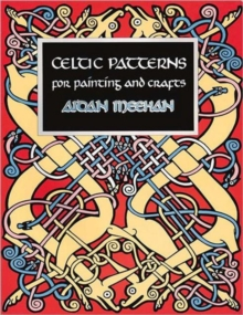 Celtic Patterns Painting Book, Paperback Book