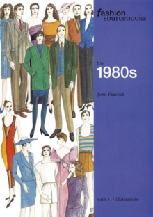 The Fashion Sourcebooks: the 1980s, Paperback Book