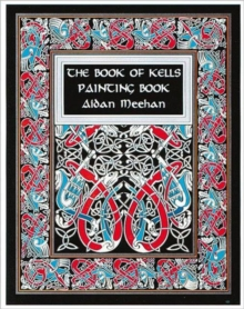Book of Kells Painting Book, Paperback Book