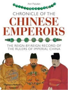 Chronicle of the Chinese Emperors, Paperback Book
