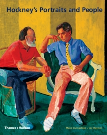 Hockney's Portraits and People, Paperback Book