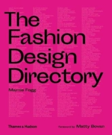 The Fashion Design Directory, Paperback / softback Book