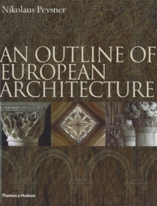 Outline of European Architecture, Hardback Book