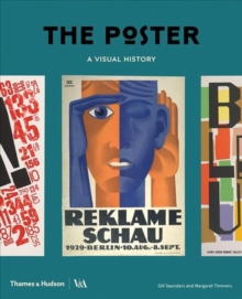 The Poster : A Visual History, Hardback Book