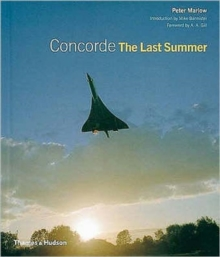 Concorde : The Last Summer, Hardback Book