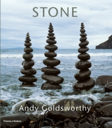 Stone: Andy Goldsworthy, Hardback Book