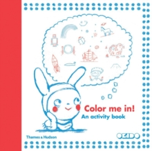 Colour me in! An Activity Book, Paperback Book