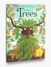 THE BOOK OF TREES, Hardback Book