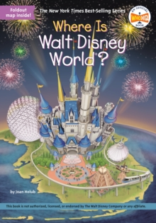 Where Is Walt Disney World?, Paperback / softback Book