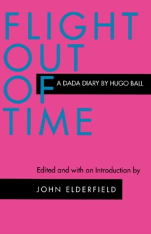 Flight Out of Time : A Dada Diary, Paperback / softback Book